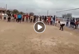 Watch Video Is This To Be Considered A Goal & Why?