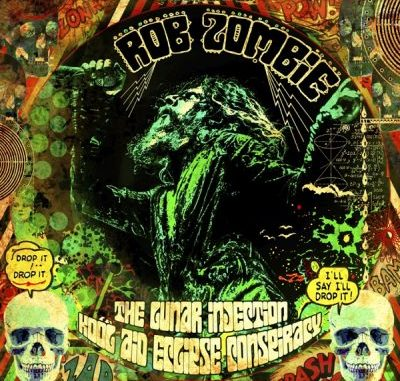 Rob Zombie The Lunar Injection Kool Aid Eclipse Conspiracy Album Download