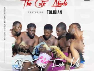 The Cute Abiola Cut Soap For Me Mp3 Download