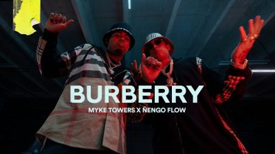Myke Towers & Ñengo Flow BURBERRY Video Download