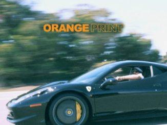 Larry June Orange Print Album Download