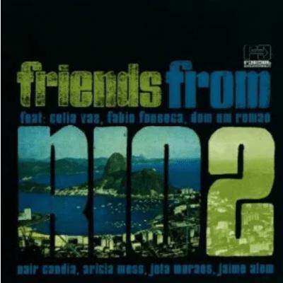 Friends from Rio Escravos do Jó MP3 Download