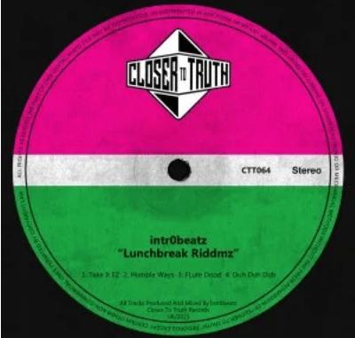 Intr0beatz Lunchbreak Riddmz EP Download