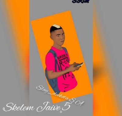 "Slay Deekota RoughMusiq To The World Album: South African talented artist Slay Deekota, a brand new track titled ""RoughMusiq To The World Album"""" (Skelem Edition)"