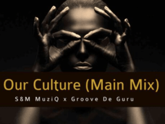 Sushi Da Deejay Our Culture MP3 Download