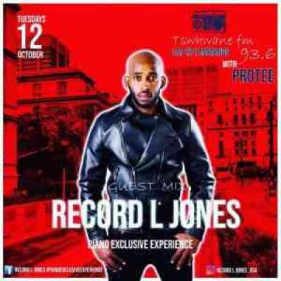 Record L Jones Tshwane FM Capcity Morning Mix MP3 Download