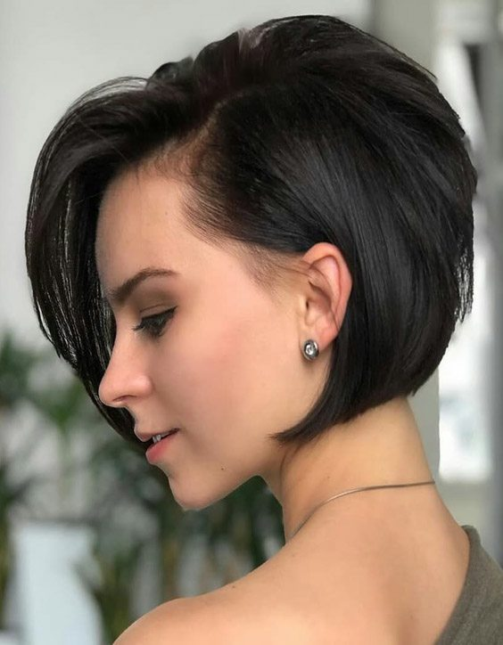 Gorgeous Bob Hairstyle & Cuts for New Year of 2020