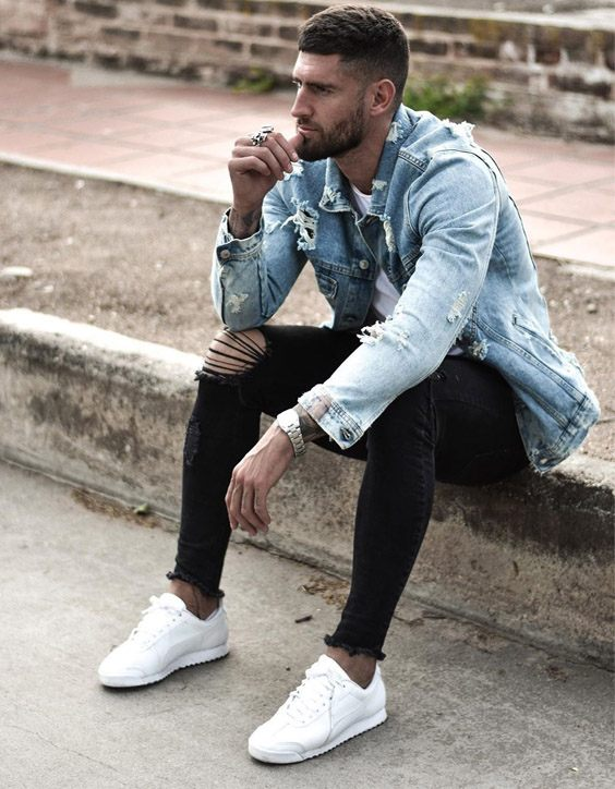 Latest Mens Fashion Style & Looks for 2020