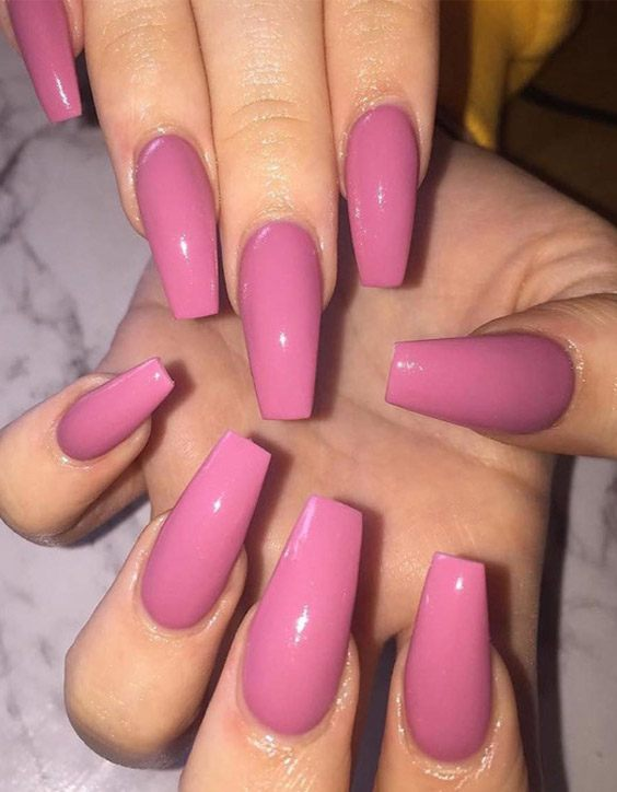 Most Lovely & Modern Manicure Ideas for 2020