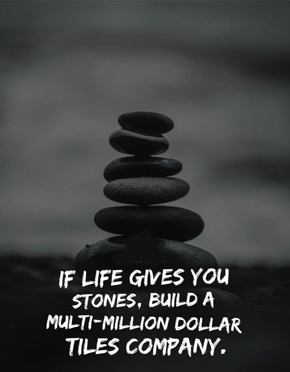 Million Dollar Tiles Company - Best Stone Quotes