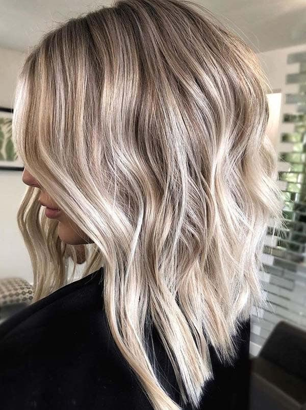 Gorgeous Lob Haircut Styles for Women to Sport in 2020