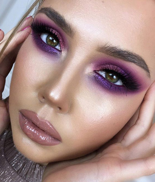 Beautiful Makeup Looks & Trends for 2020