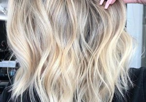 Fresh Blonde Hair Colors with Dark Roots for Women 2020