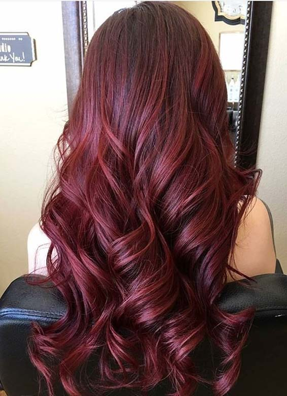 Hottest Red Hair Color Shades You Must Try In Year 2020