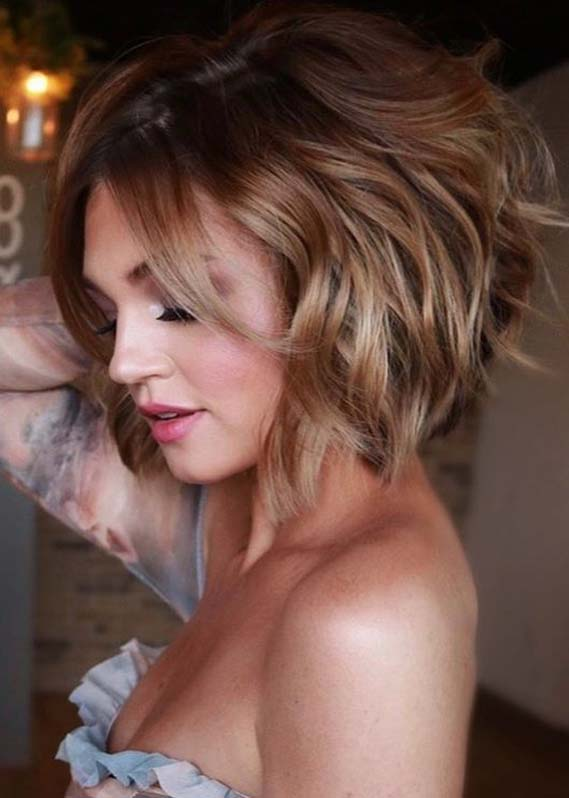 Short Bob Haircut Styles for Women to Try in Current Year