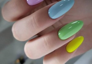 Attractive & Colorful Nail Style for the Next Occasion