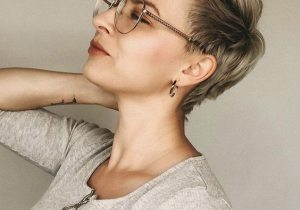 Fabulous Style of Pixie Cut for the year of 2020