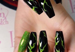 Pretty Nail Arts and Designs to Show Off in Current Year