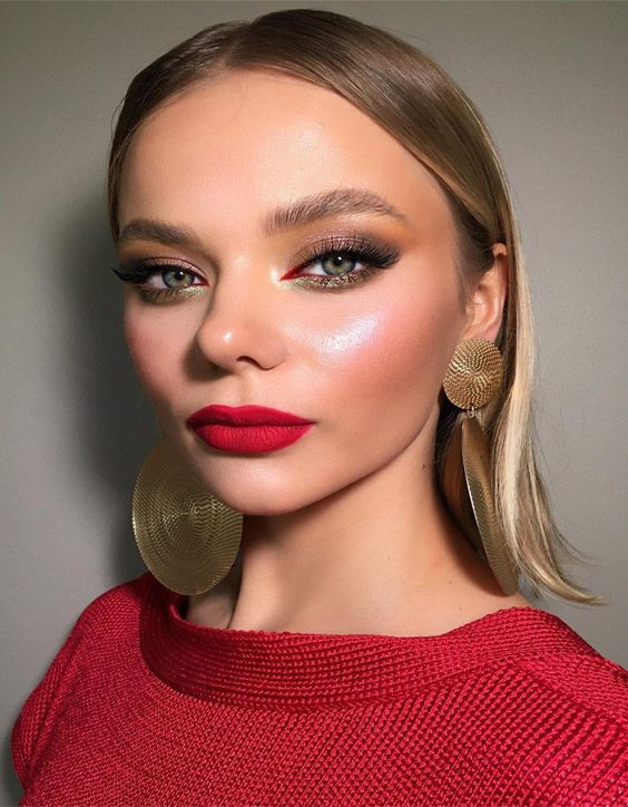 Most Alluring Makeup Ideas you Should Try Now