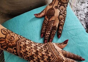 Adorable Bridal Mehndi Designs