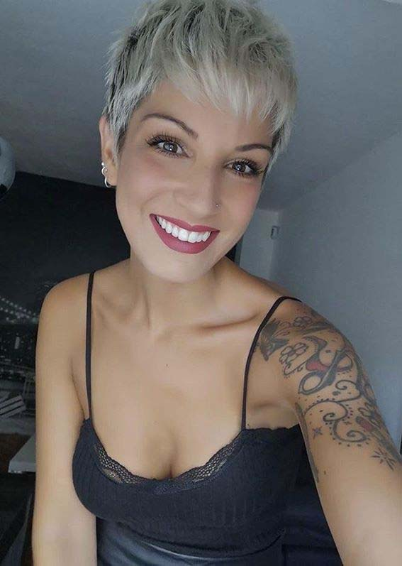 Awesome Styles Of Pixie Haircuts to Show Off Nowadays
