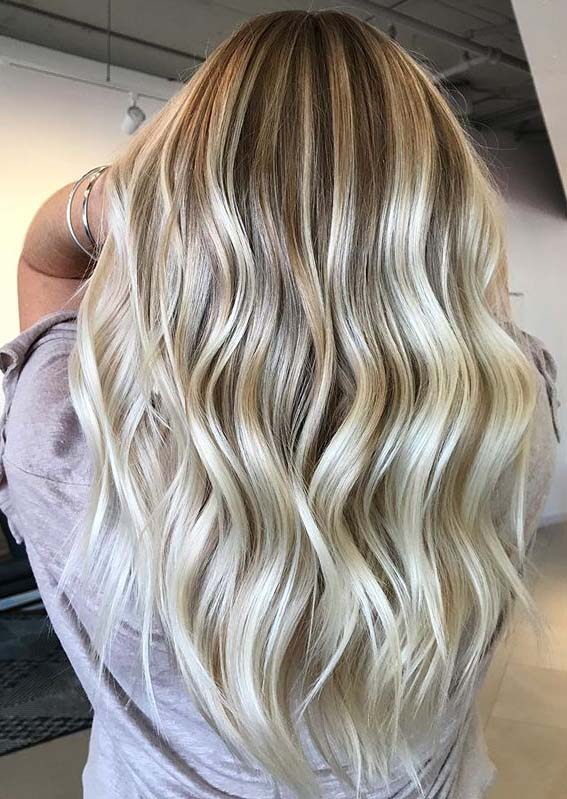 Sensational Ideas Of Blonde Hair Color Trends in Year 2020
