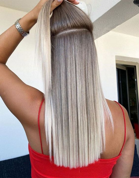 Trendiest Ways to wear Long Hair Color Style In 2020