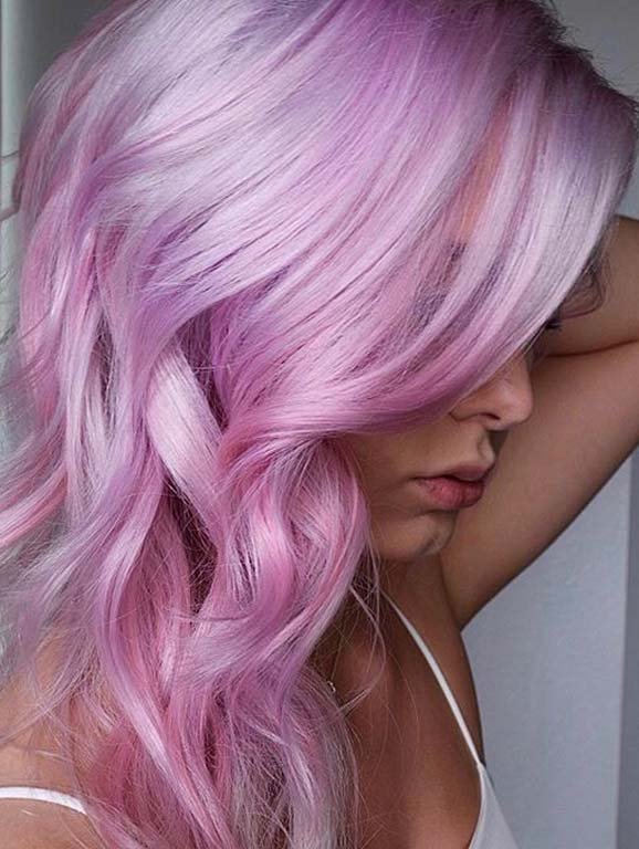 Amazing Pink Hair Color Trends for Every Woman in 2020