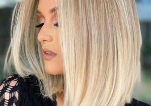 Beautiful Style of Long Bob Haircut In 2020