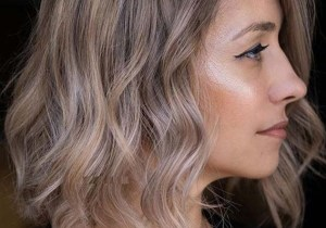 Modern Beige Blonde Haircut Styles to Sport in 2020