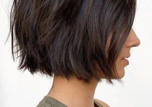 Unique & Cute Bob Haircut for Short Hair
