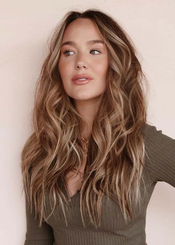 Perfect bronze Hair Color Shades for Ladies