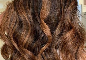 Fresh Copper Hair Color Tones for Ladies