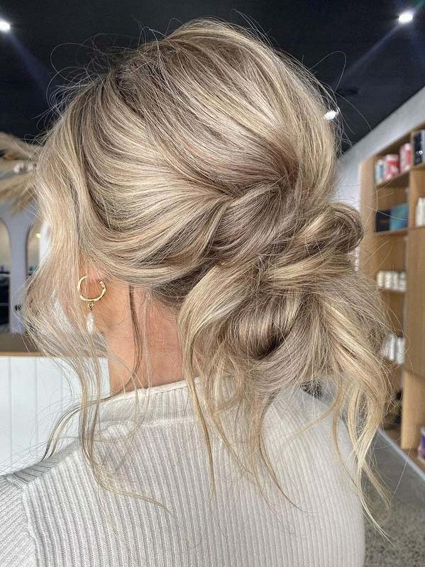 Amazing undone textured Hair Styles to Show Off