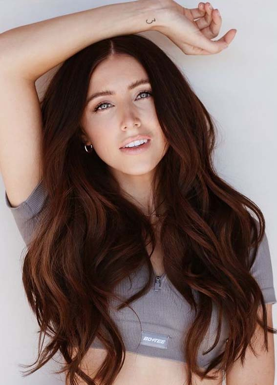 Awesome Long Hair Styles and Color Ideas