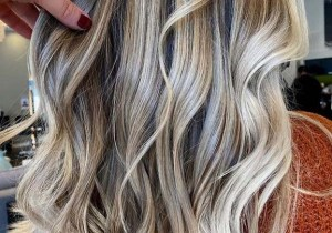 Stunning Balayage Hair Colors for Long Locks