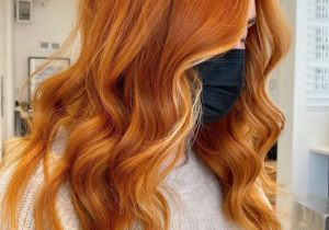 Vibrant Style of Red Hair for Stylish Girls