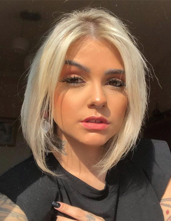Cute & Stylish Short Hair Color In 2021