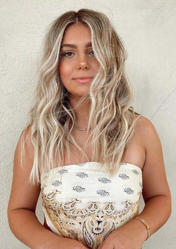 Perfect summer waves Hairstyles