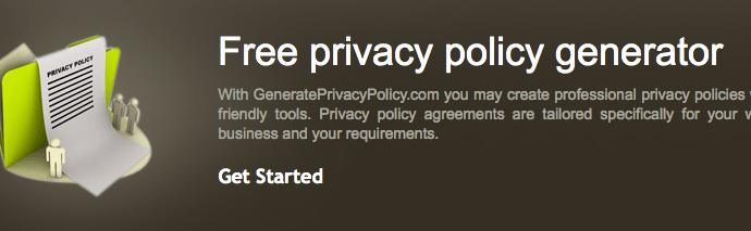 Generateprivacypolicy – nemt og hurtigt