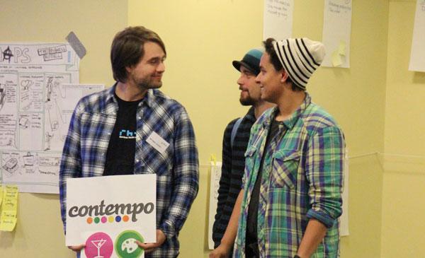 Fokus – Startupweekend – Contempo