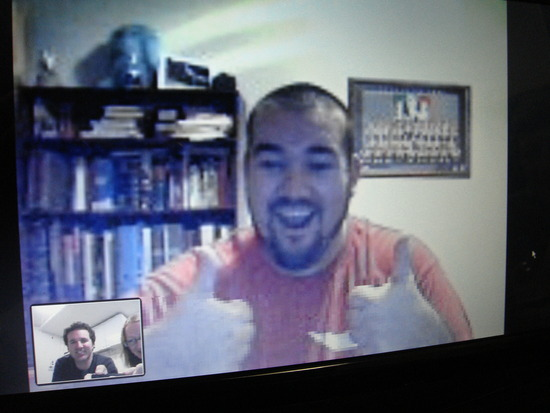 Chatterbay tager kampen op mod Skype