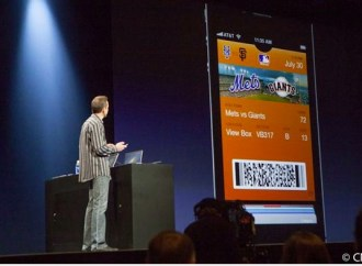 Passbook gør Apple til fremtidens billethaj