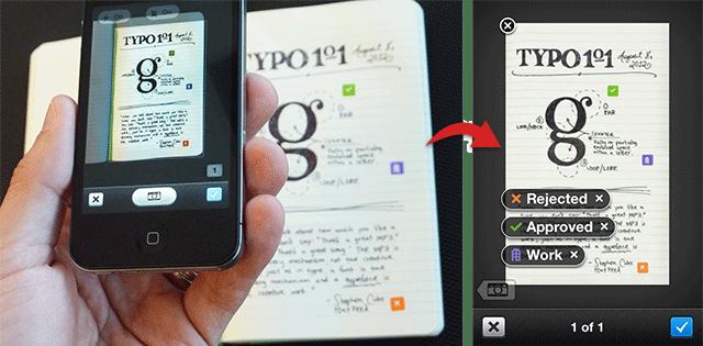 ETC12 // Evernote og Moleskine samarbejder om the Smart Notebook