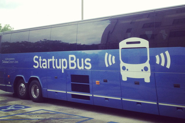Startupbussen kommer (måske) til København