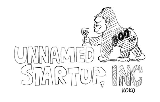 Unnamed Startup Inc. # 2 – The 4-hour social hipster party
