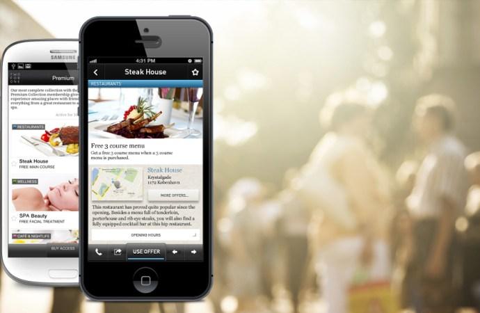 Ny app giver tilbud der kan bruges direkte på mobilen