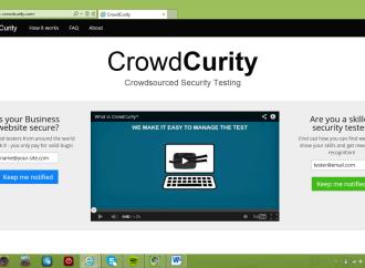 CrowdCurity sikrer dit website mod hackerangreb