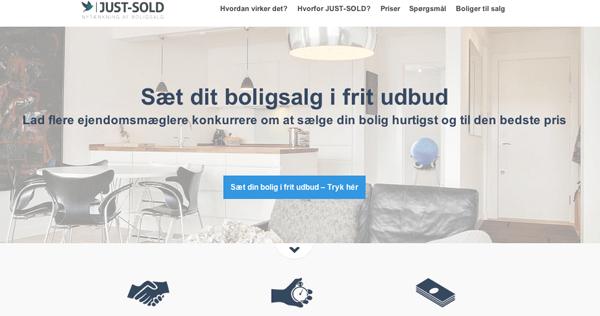Just-sold-website