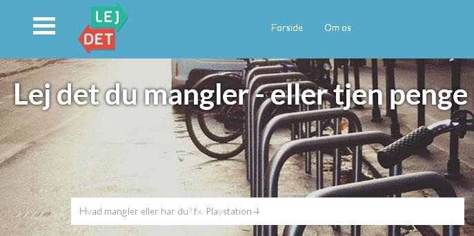 Udlejningportalen Lejdet.dk satser stort på udlandet